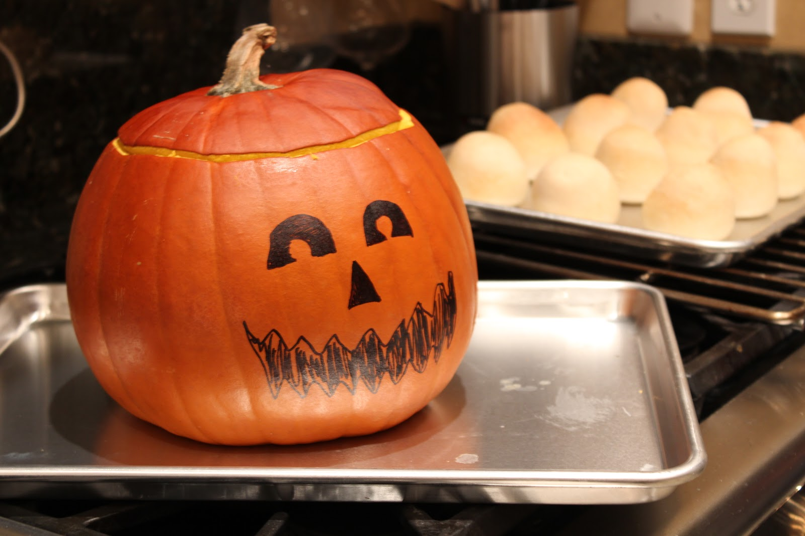Avis So Cook How To Make A Delicious Dinner In A Pumpkin So Festive